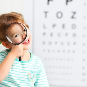 High Point Pediatric Eye Exams