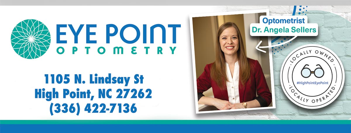 Eye Point Optometry High Point Optometrist
